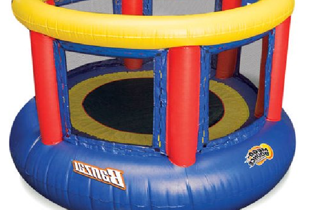Reviews Inflatable Trampoline Bounce Houses in 2020