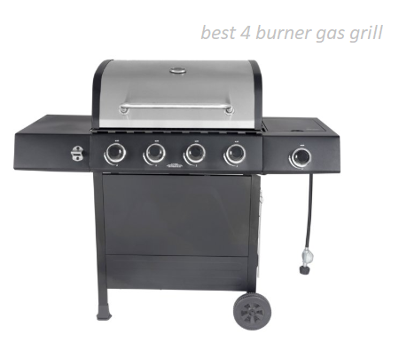 The Most Effective 4 Burner Gas Grill in 2020