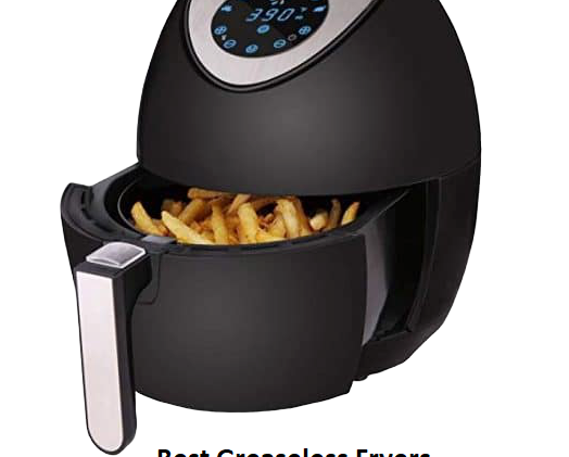 The Best Greaseless Fryers Of 2020 Reviews